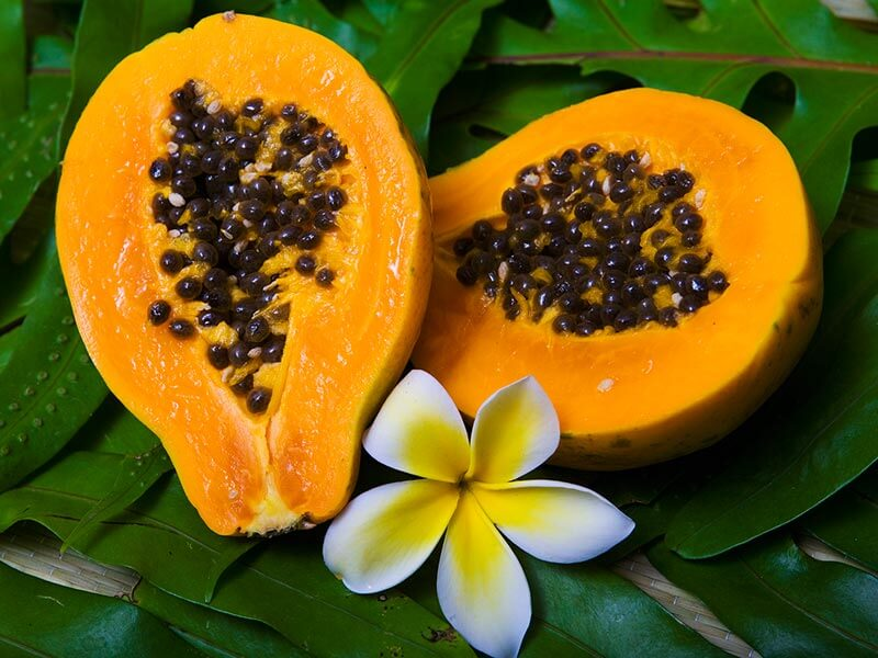 superalimentos papaya