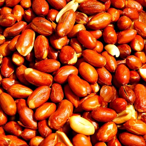 cacahuete aceite vegetal