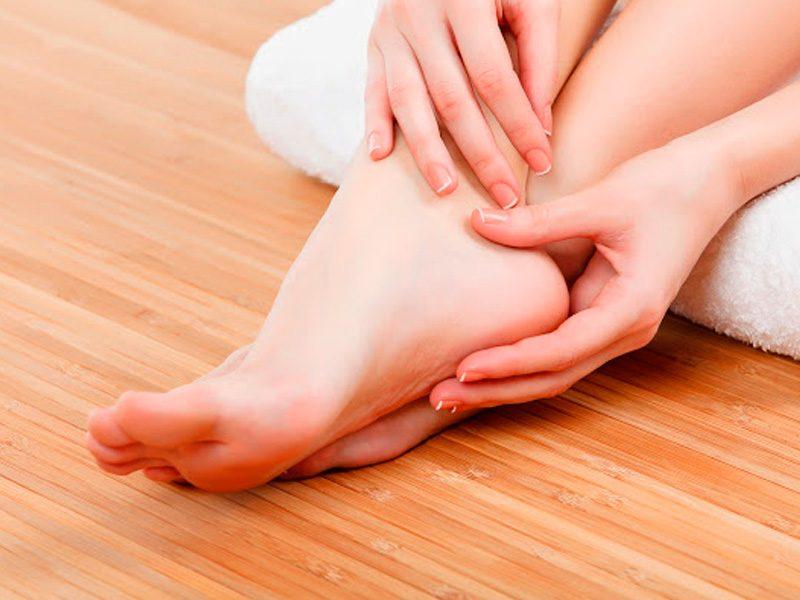 sudoracion pies