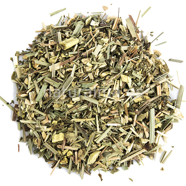 infusion herbal jengibre limon
